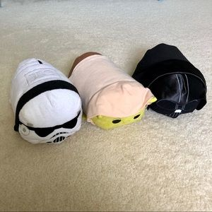Disney Other - NWT Disney Star Wars Tsum Tsum Bundle